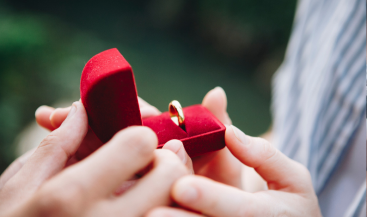 engagement hashtag ideas for engaged couples