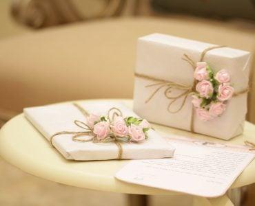 wedding gifts no registry