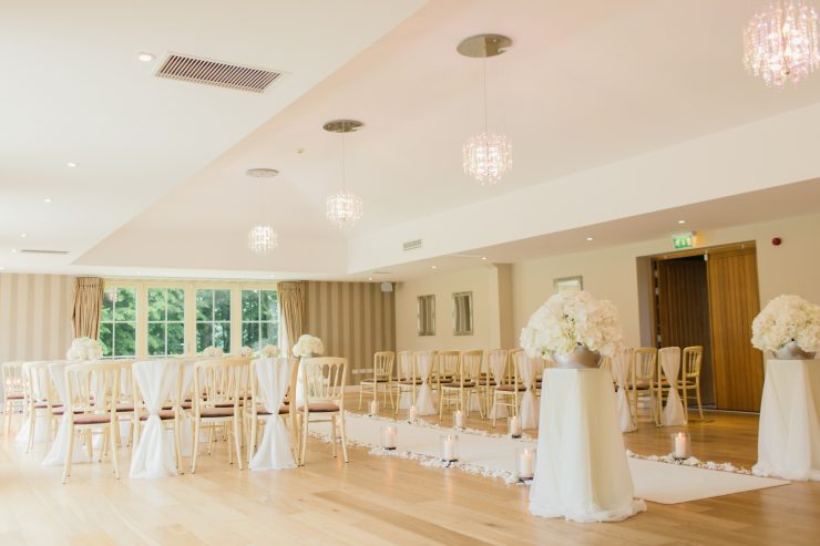 when to book wedding venue