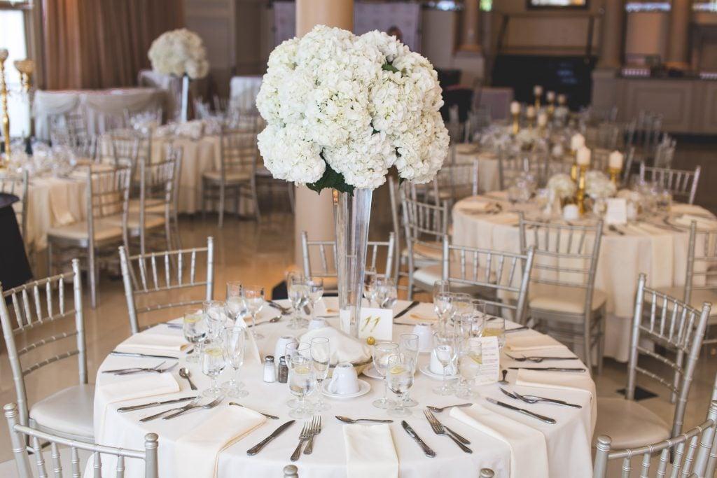 circle wedding tables