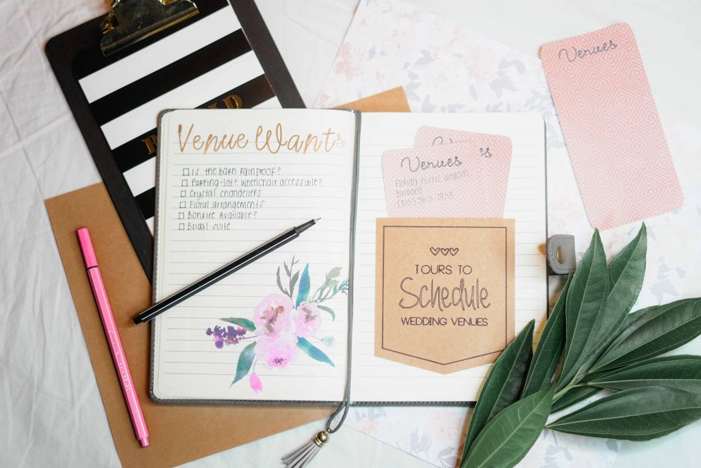 best wedding planner book