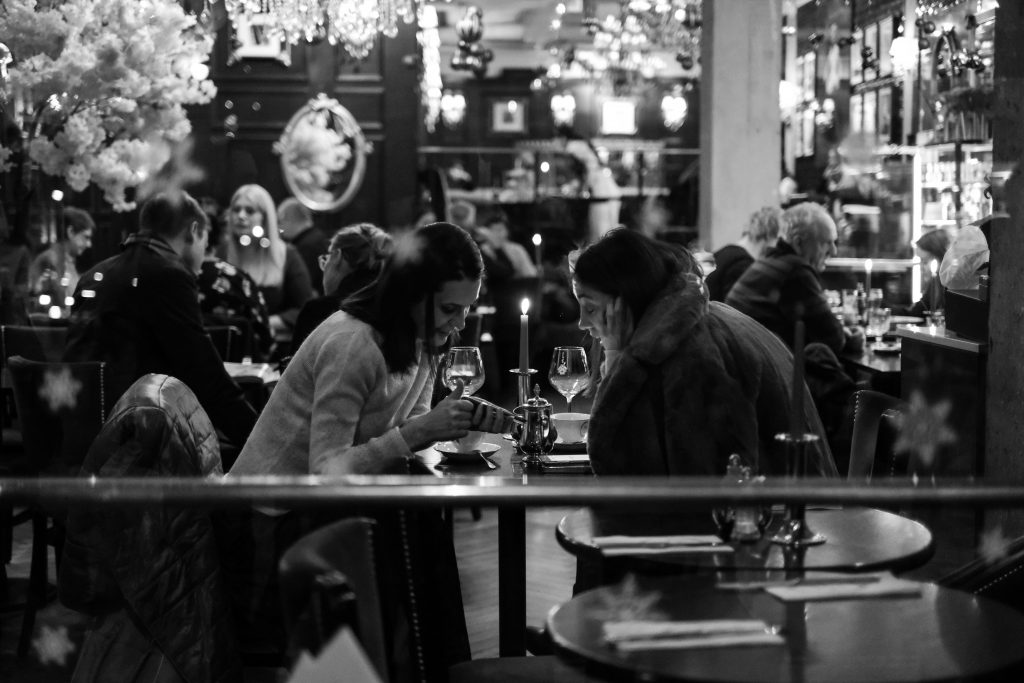 restaurant engagement