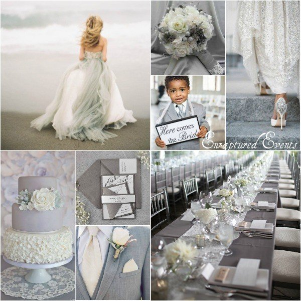 shades of grey wedding