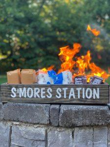 smores station