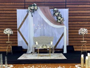 wedding hexagon
