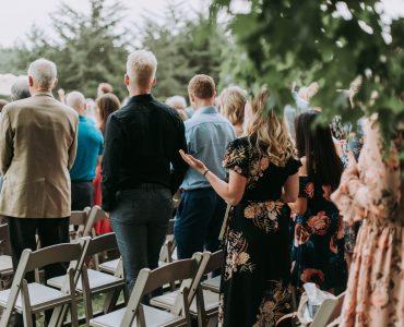 semi formal wedding attire