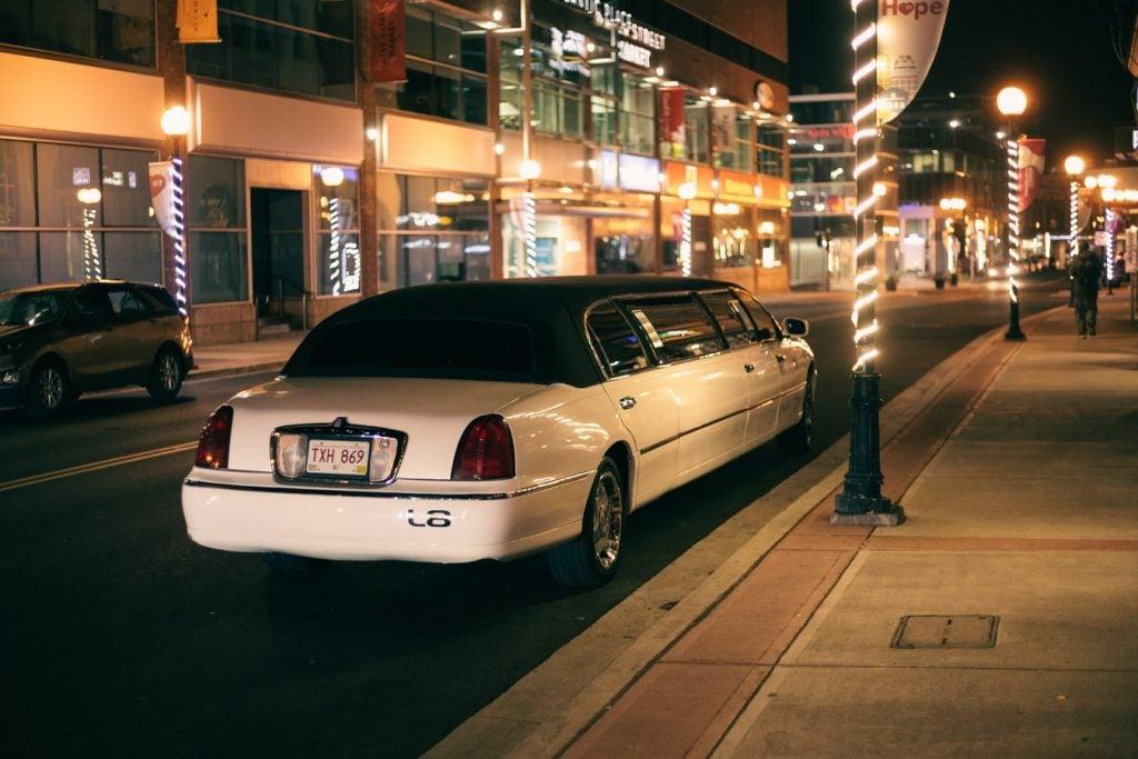 transportation for a bachelor night