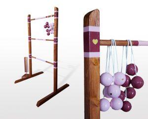 custom color ladder ball