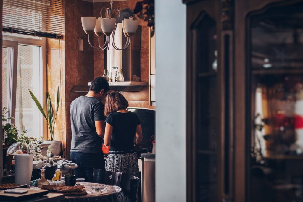 when do couple get engaged? when they live together