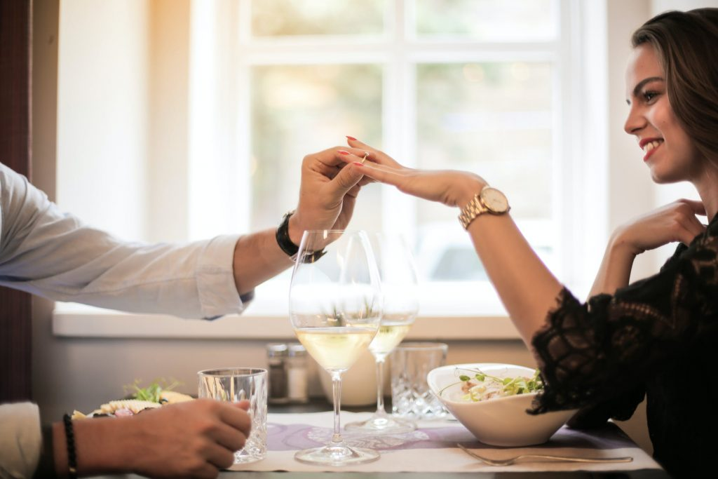 how long should you date before marriage? every couple is different