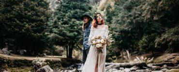 winter bride ideas