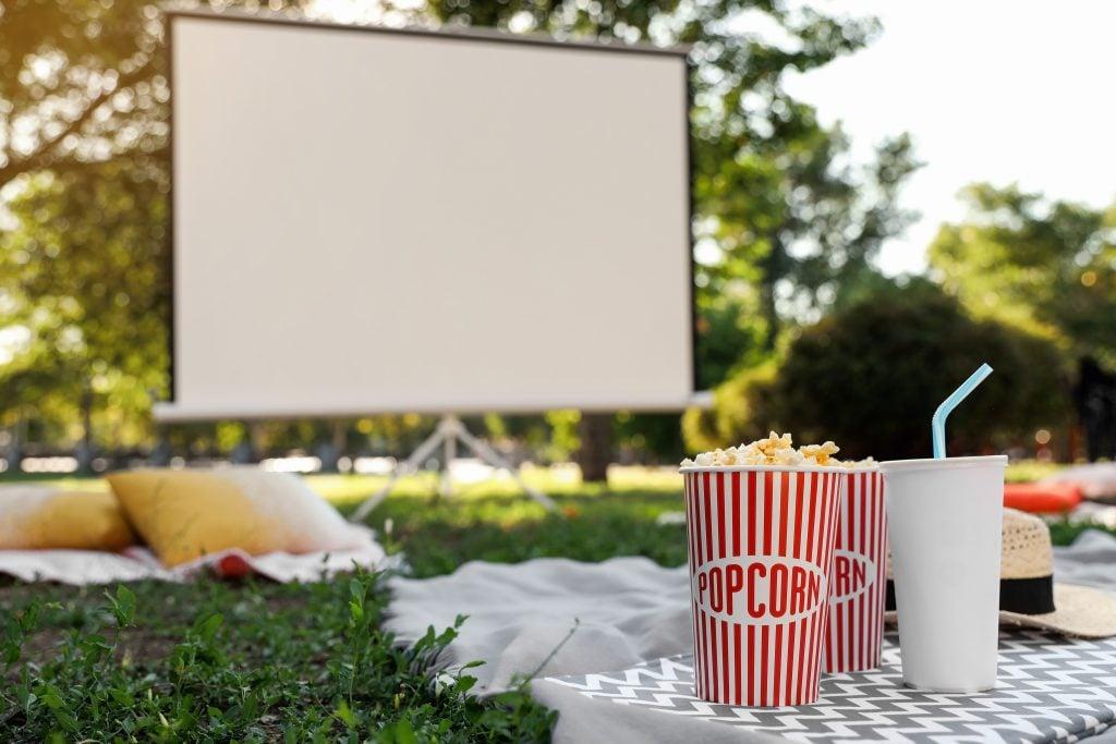movie night outside