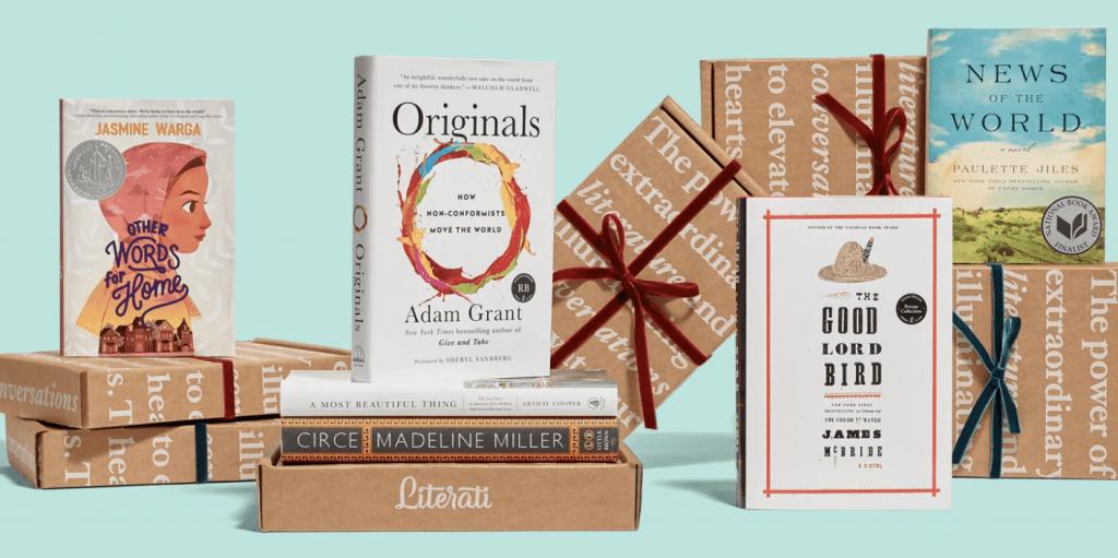 book club gift
