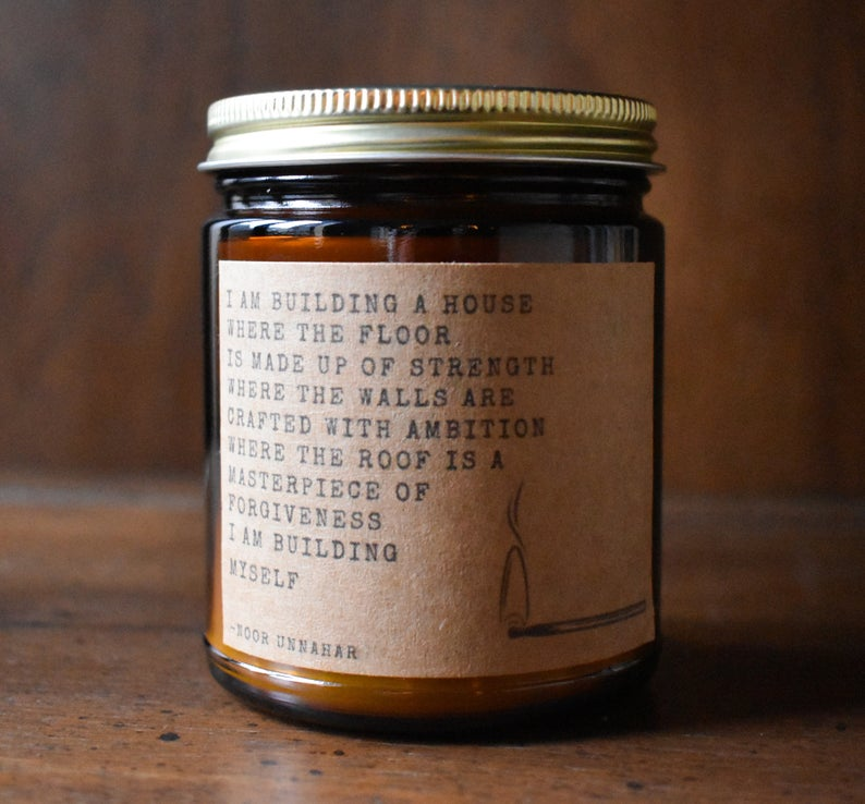 poem candle