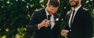 best man at wedding