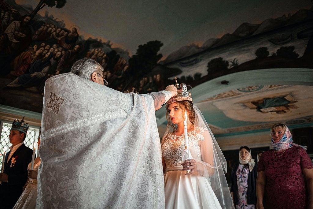 wedding priest