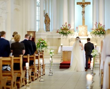 catholic wedding length