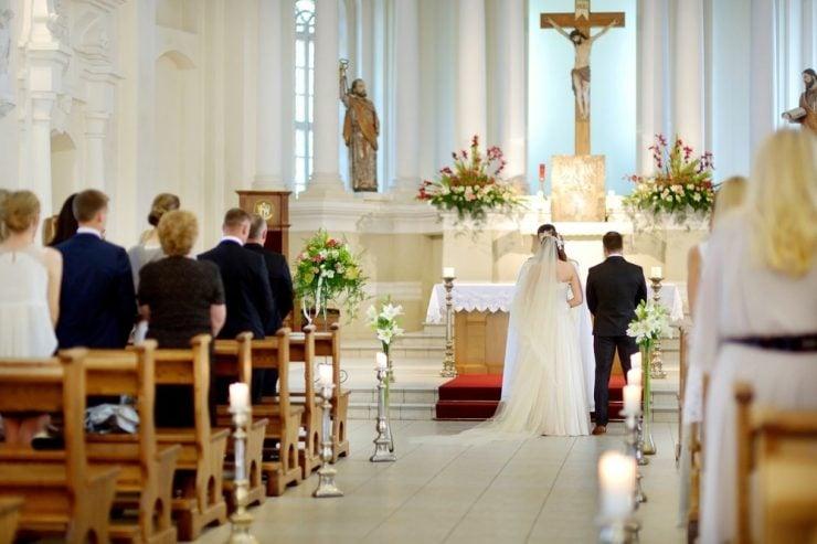 catholic wedding length